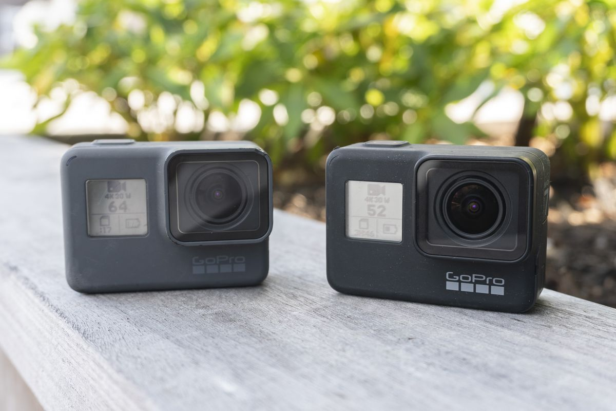 Night Slides video review of the new GoPro Hero7 black edition in the UK