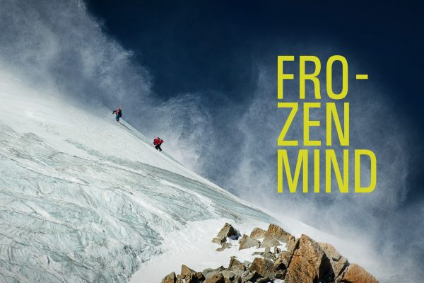 Frozen Mind Movie Poster by Red Bull with Victor de Le Rue