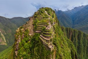 Machu Piccho Inca Empire captured from AirPano.com